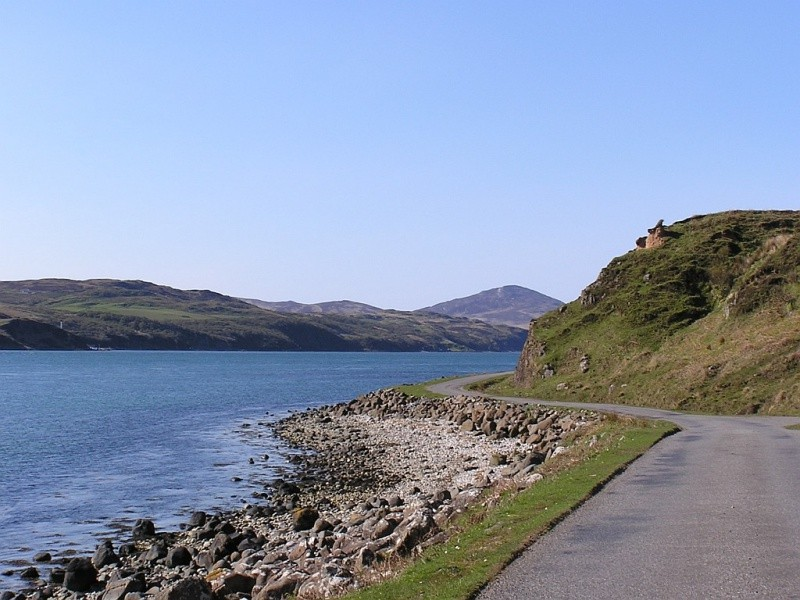 Sound of Islay near Feolin